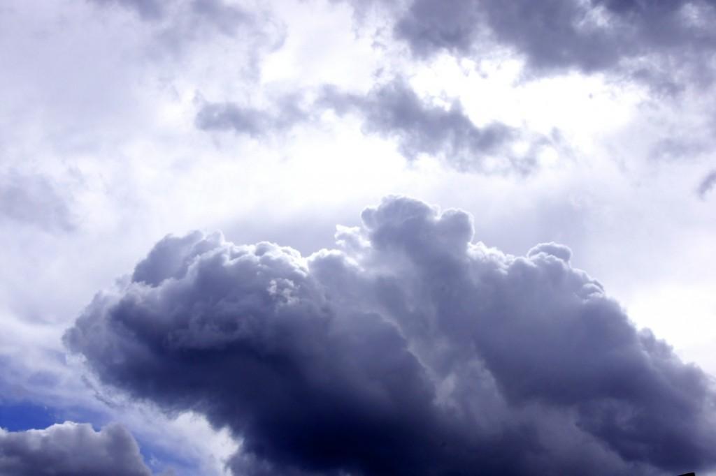 Wolkenstimmung ausfuehrlich bearbeitet